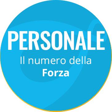 numero personale
